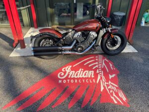 2020 Indian Scout Bobber Twenty, JUST £4.99 – ONLY 2999 TICKETS